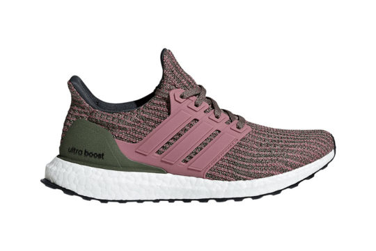 adidas Ultra Boost 4.0 Pink Olive bb6495