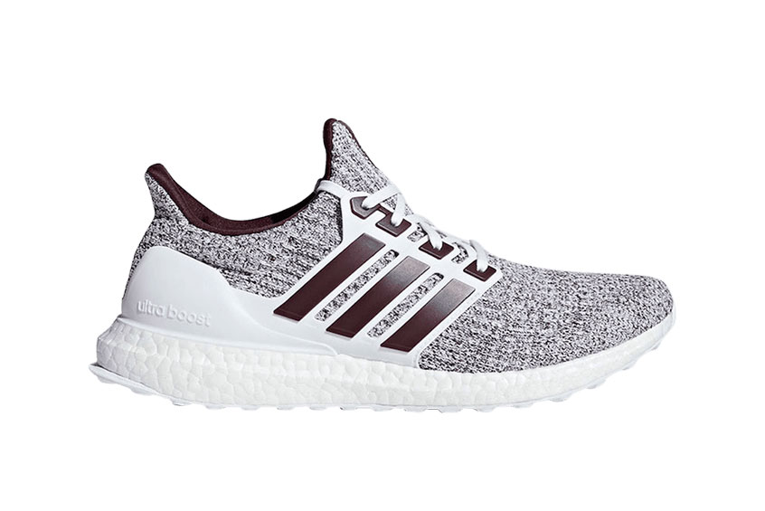 separation shoes c75a6 63f3d adidas Ultra Boost 4.0 White Burgundy : Release date, Preis & Infos