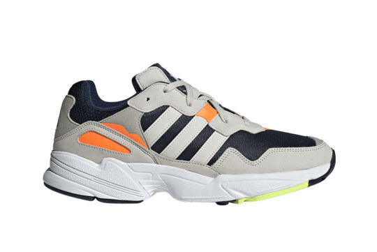 adidas Yung 96 Navy Orange f35017