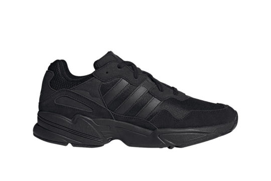 adidas Yung 96 Triple Black f35019