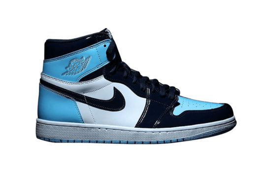 Air Jordan 1 UNC Patent Leather cd0461-401