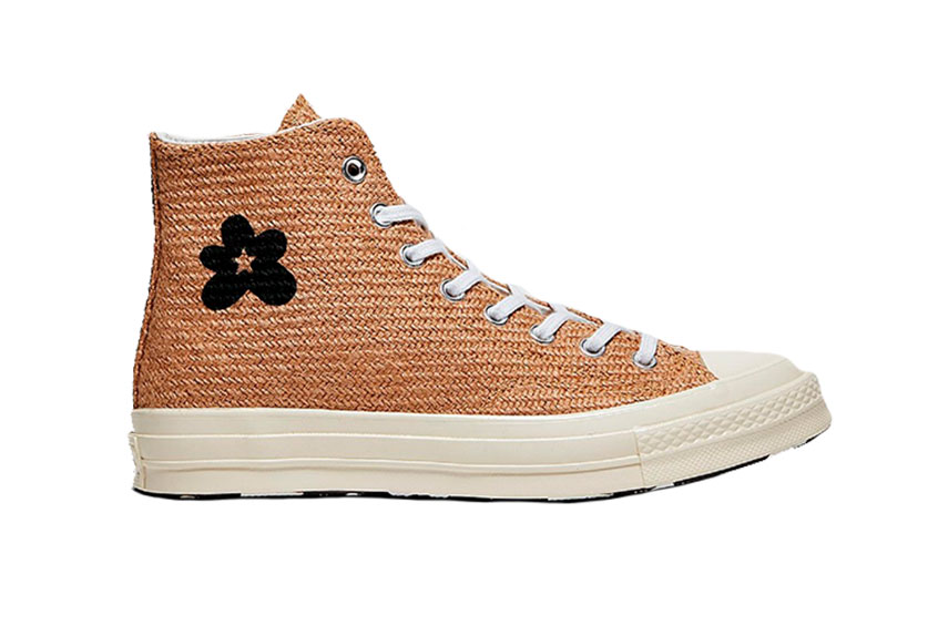 850c6209f49640 How to buy the Converse X Golf Le Fleur Chuck Taylor All Star Hi Curry