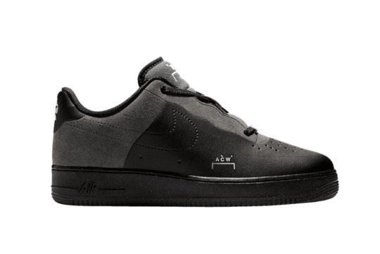 A-COLD-WALL* x Nike Air Force 1 Low Black bq6924-001