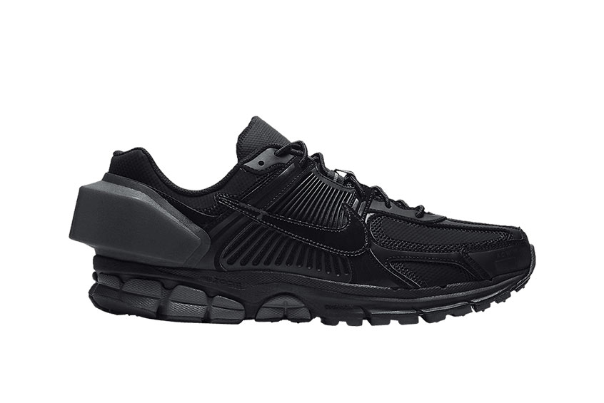separation shoes classic styles online store A-COLD-WALL* x Nike Zoom Vomero +5 Black : Release date, Price & Info