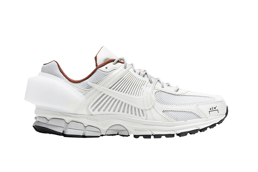 7d4fd71ffed How to buy the A-COLD-WALL  x Nike Zoom Vomero +5 White