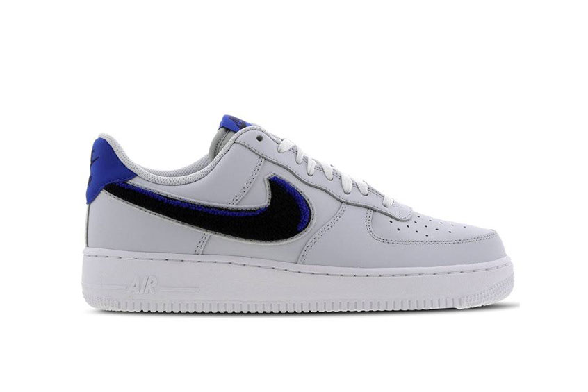official photos 7885c 7a001 How to buy the Nike Air Force 1 07 LV8 White Blue