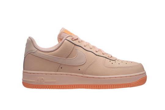 Nike Air Force 1 07 Orange Pulse Womens ao2132-800