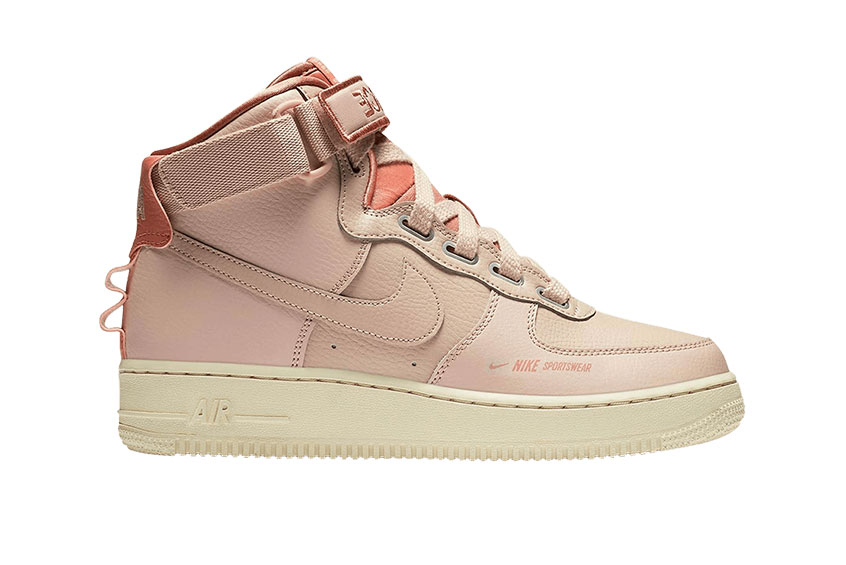 check out e4b56 50a89 How to buy the Nike Air Force 1 High Utility Particle Beige