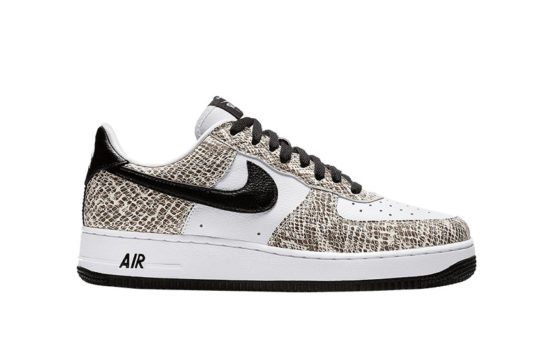 Nike Air Force 1 Low Cocoa Snake 845053-104