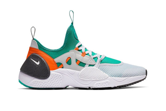 Nike Air Huarache EDGE Clear Emerald bq5206-100