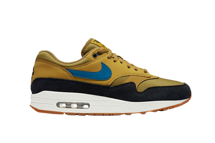 Nike Air Max 1 Golden Moss Blue Force : Release date, Price