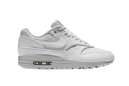 Nike Air Max 1 LX Pure Platinum Womens 917691-002