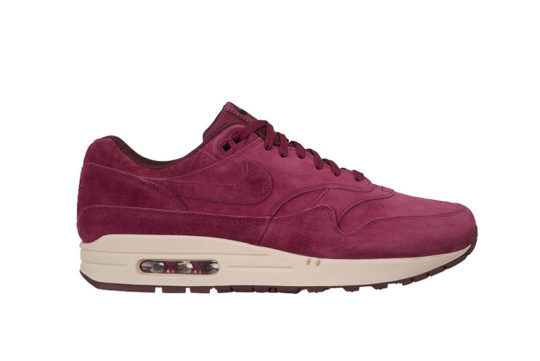 Nike Air Max 1 Premium Bordeaux 875844-602