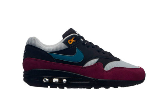 Nike Air Max 1 Silver Bordeaux 319986-040
