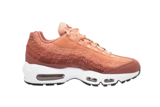 Nike Air Max 95 Burnt Orange Womens 807443-202