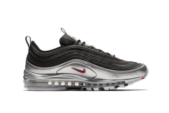 Nike Air Max 97 Black Silver AT5458-001