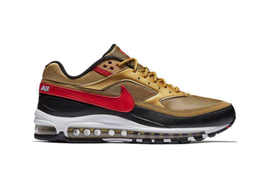 Nike Air Max 97/BW Metallic Gold ao2406-700