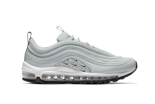 Nike Air Max 97 LX Overbranded Silver ar7621-002