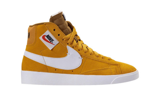 Nike Blazer Mid Rebel Yellow bq4022-700