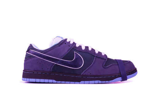 Concepts x Nike SB Dunk Low Purple Lobster bv1310-555