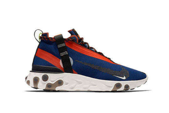 Nike React SP Mid ISPA Navy at3143-400