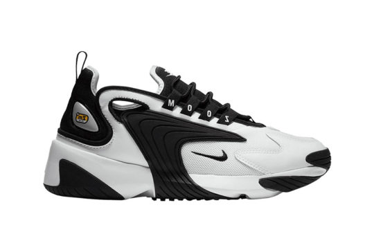 Nike WMNS Zoom 2K Black & White ao0354-100