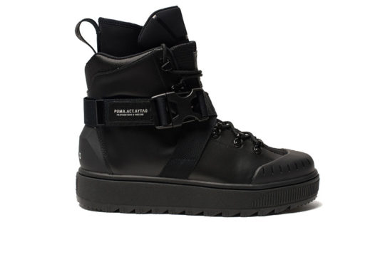Outlaw Moscow Puma Ren Boot Black 367100-01