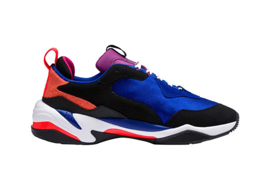 PUMA Thunder 4 Life Blue Red Black 369471-01