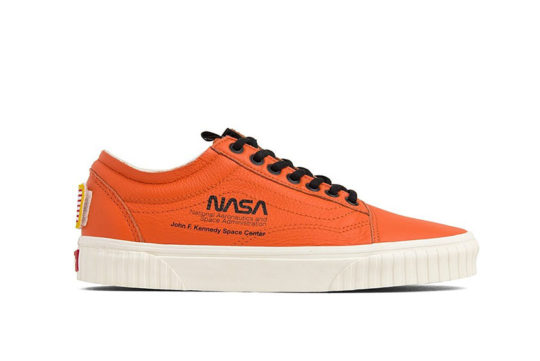 NASA x Vans Old Skool Space Voyager Firecracker VA38G1UPA