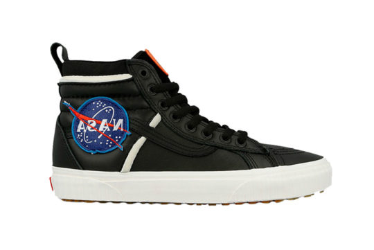 NASA x Vans Sk8 Hi 46 MTE DX Space Voyager Black VA3DQ5UQ3