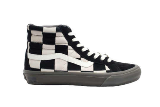 Vans TH SK8-Hi LX Black White vn0a3zclurb1