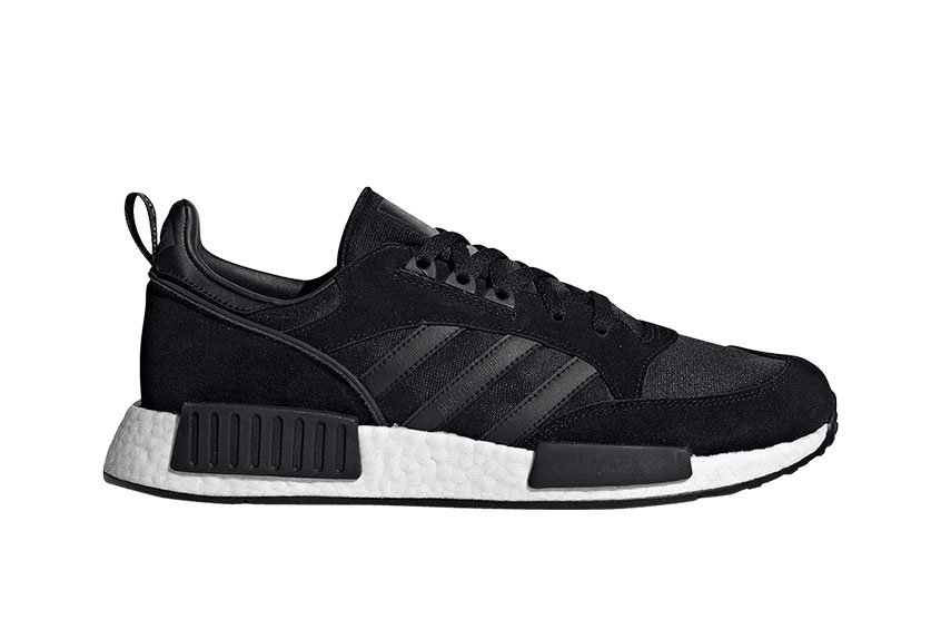 adidas Boston Super x R1 Never Made Pack Triple Black ee3654