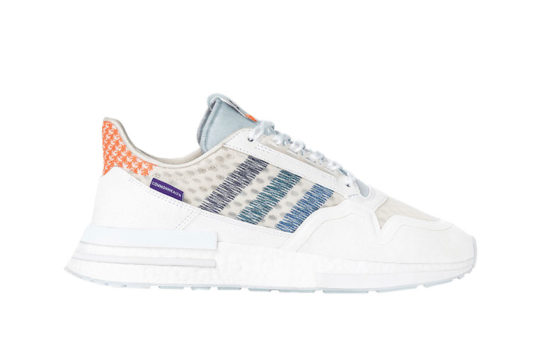 Commonwealth x adidas ZX 500 RM White db3510