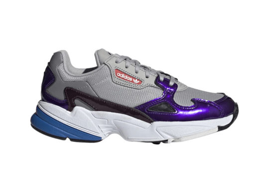 adidas Falcon Grey Purple db2689