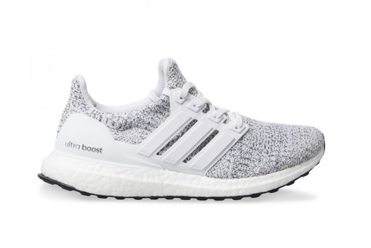 adidas UltraBOOST White Womens f36124