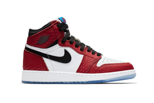 Air Jordan 1 High GS – Spider-Man Origin Story 575441-602