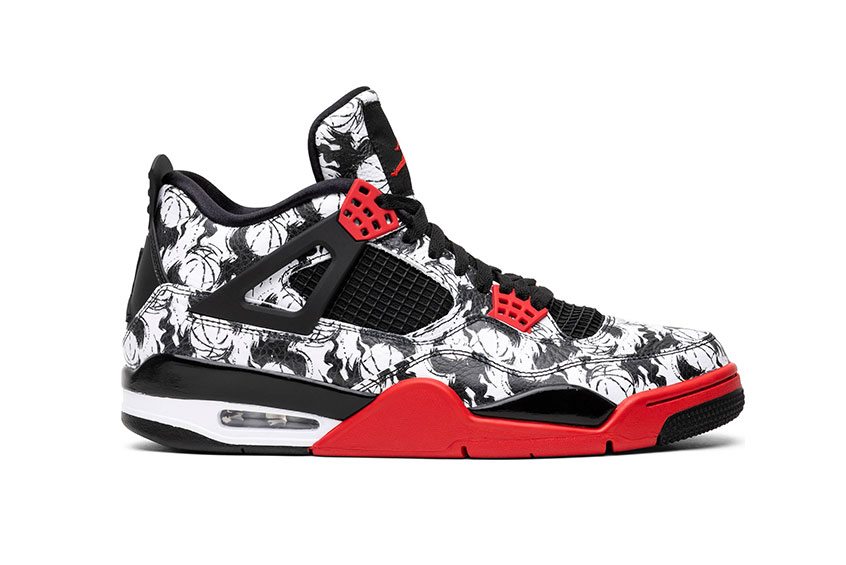 Nike Air Jordan 4 Retro Tattoo Release Date Price Info