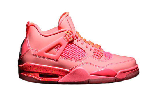 Air Jordan 4 WMNS NRG Hot Punch aq9128-600