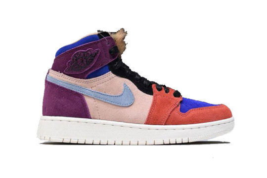Aleali May x Air Jordan 1 Viotech bv2613-600