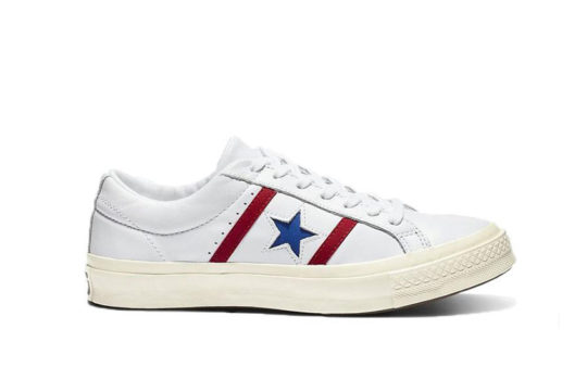 Converse Academy Low One Star white 163758c