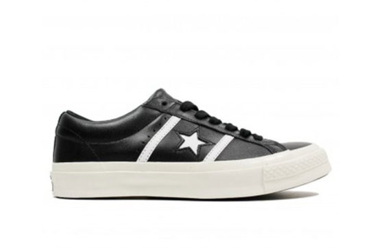 Converse Academy Low One Star Black 163757c