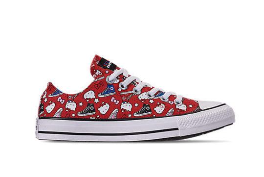 Converse x Hello Kitty Chuck Taylor All Star Low Top 163913c