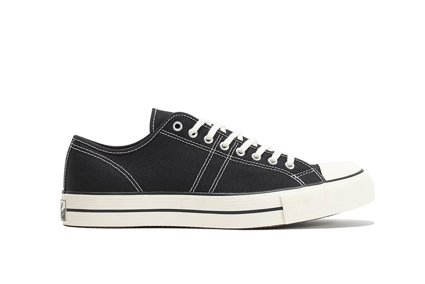 Converse Lucky Star Ox low top Black Egret 163159c