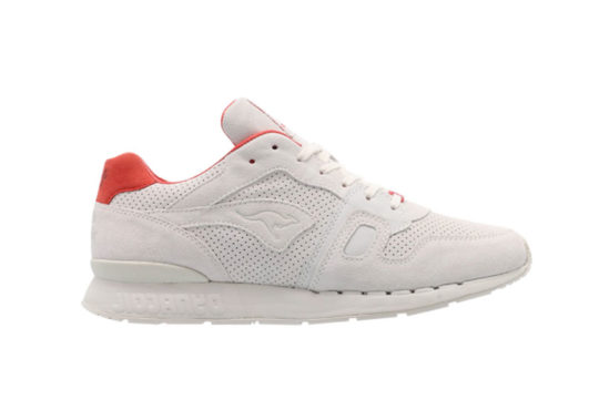 t3n x KangaROOS Omnicoil White Red 47503-000-0006