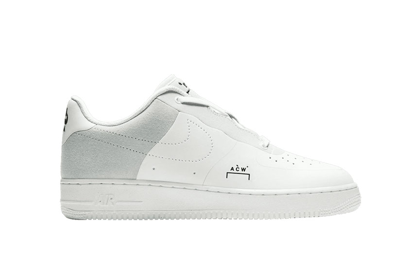 A-COLD-WALL* x Nike Air Force 1 Low White bq6924-100