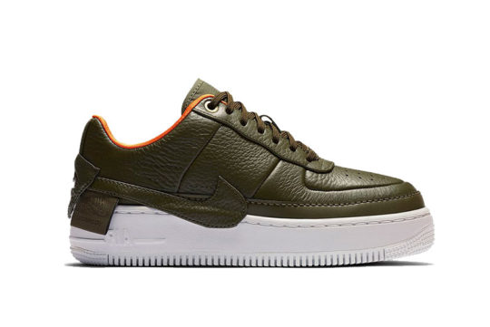 Nike Air Force 1 Jester XX Premium Olive Canvas av3515-300