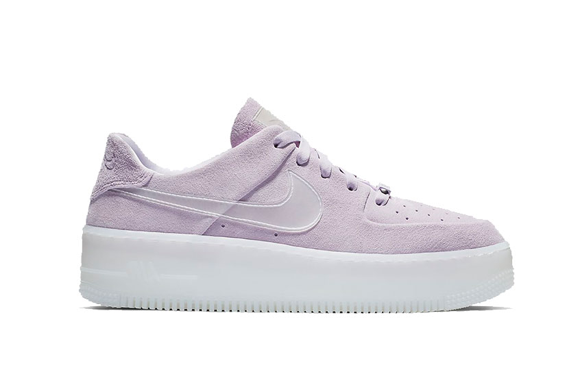 Nike Air Force 1 Sage Low LX Violet : Release date, Price & Info