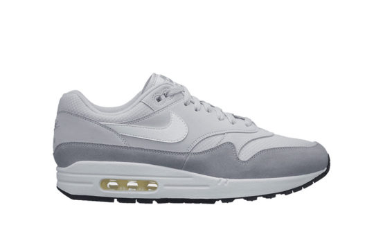 Nike Air Max 1 Grey Sail ah8145-011