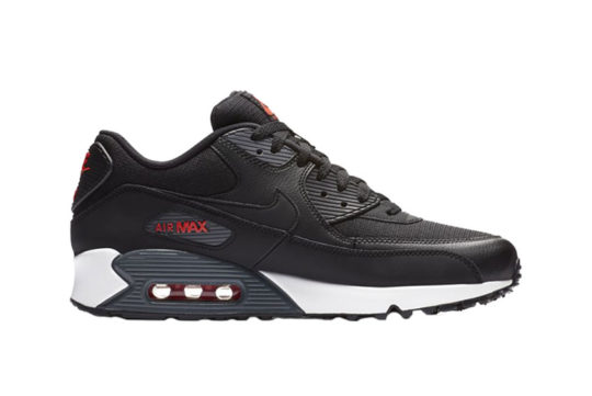Nike Air Max 90 NS SE Black Red cd1526-001