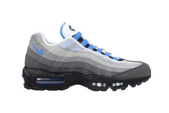 Nike Air Max 95 Blue Granite at8696-100